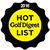 Golf Digest 2016 Gold Hot List