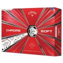 Callaway Chrome Soft Truvis Suits Golf Balls 2019
