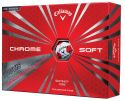 Callaway Truvis Chrome Soft Golf Balls