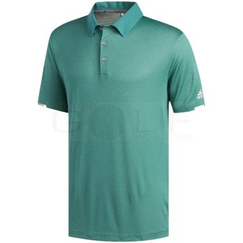 Adidas Climachill Core Heathered Polo