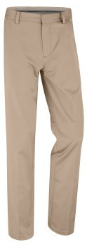 Ashworth Solid Stretch Flat Front Pant