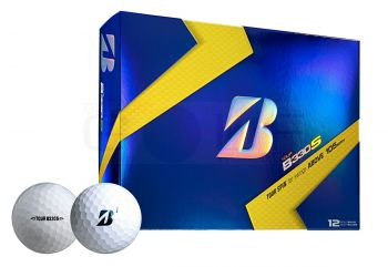 "Bridgestone Tour B330S ""Big B"" Golf Balls"