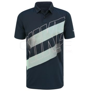 Nike Junior's Dry Victory Graphic Polo 887173