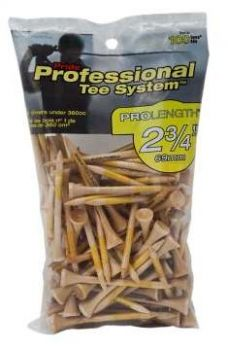 "ProActive Sports PTS ProLength Tee 2 3/4"" 100 piece"