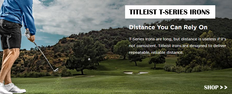 Titleist : T Series Irons