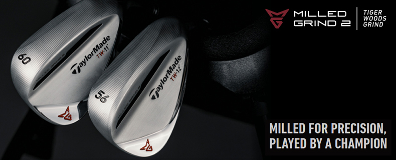 Tiger Woods MG2 Wedge